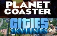 PLANET COASTER + CITIES SKYLINES - STEAM - SKLEP