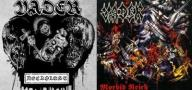 VADER Necrolust + Morbid Reich LIMITED Zestaw 2 CD