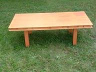 Stół konferencyjny 225 x 85 GREKKO -lite drewno !!