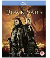 Piraci 1-3 [11 Blu-ray] Black Sails: Sezony 1-2-3