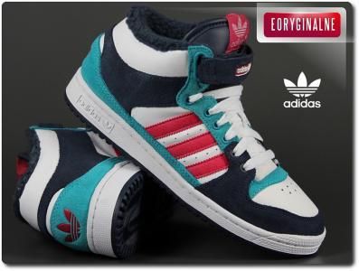Buty damskie Adidas Decade Mid G64145 r.38 40 23