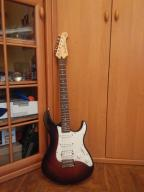 Yamaha Pacifica 112 J fender stratocaster squier
