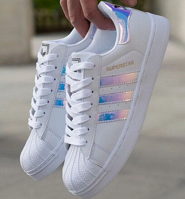 adidas superstar holographic allegro