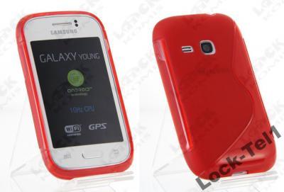 Samsung S6310 Galaxy Young Etui Silikonowe S-line