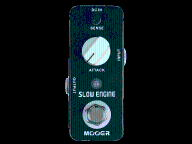 MOOER MSG-1 Slow Engine Slow Motion Pedal