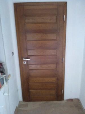 Schody Stopnie Drewniane Drzwi Szafy Wnękowe 6629555289