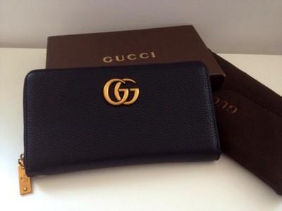 f267f39cc7402 Portfel Gucci Damski Nowa Kolekcja Na Prezent - 6720458466 ...
