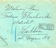1937 - Hajnówka - polecony