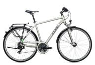 Rower Cube TOURING silver/flashgreen 54 cm 2017