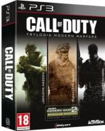 CALL OF DUTY TRYLOGIA MODERN WARFARE PS3 PL gratis