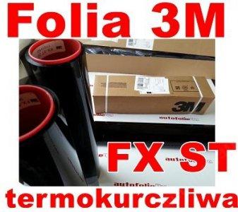 Folia Do Przyciemniania Szyb 3m Fx St 50 75 Cm 6569604561 Oficjalne Archiwum Allegro