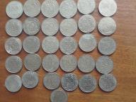 FRANCJA 20 C ZESTAW MONET