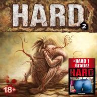 HARD 2, nr 131/500, Limitowany + HARD 1 Gratis!