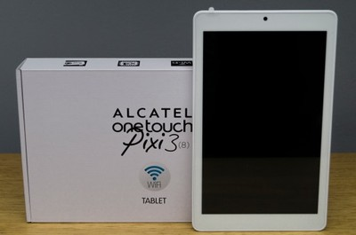 Tablet Alcatel Onetouch Pixi 3 8 8070 Lollipop 6669243393 Oficjalne Archiwum Allegro