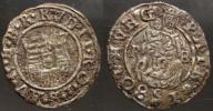 2830. Wegry, Rudolf II Habsburg, denar 1580
