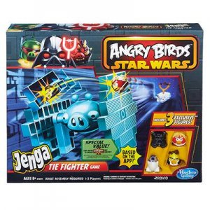 Angry Birds Star Wars Jenga Tie Fighter Hasbro3785 6105674419 Oficjalne Archiwum Allegro
