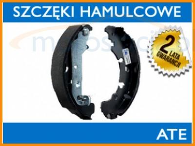ATE SZCZĘKI HAMULCOWE VW POLO 6N2 6N2 LUPO