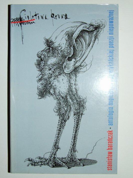 Fioletowa Krowa Antologia Poezji Angiel Barańczak