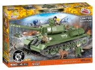 czołg COBI 2486 Rudy 102 T-34/85 Czterej pancerni