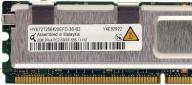 RAM 1GB QIMONDA 1Rx8 FB-DIMM DDR2 667MHz PC2-5300