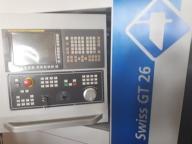 Produkcja elementów tokarka CNC automat TornosGT26