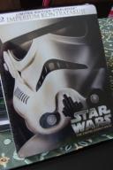 STAR WARS IMPERIUM KONTRATAKUJE BD - STEELBOOK