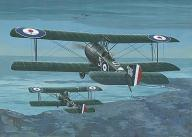 Roden 407 - Sopwith Strutter Comic Fighter (1:48)