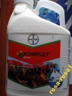 KOMPLET 560 SC 5l na chwasty miotłę DFF BAYER
