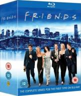 Friends - The Complete Season 1-10 [Blu-ray] [1994