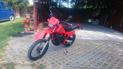 Honda Xr 600 Xl 6863105284 Oficjalne Archiwum Allegro