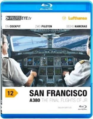 PilotsEYE.tv | A380 SAN FRANCISCO || Blu-ray Disc