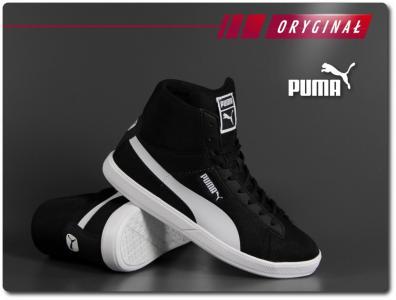 Buty Puma 355890 05 Różne r.|Wysokie, Textil |