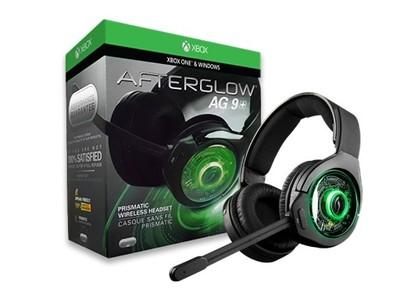 BEZPRZEWODOWE SŁUCHAWKI AFTERGLOW AG 9 Xbox One