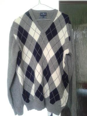 Sweter męski Marks&Spencer wełna