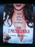 'Pani z przedszkola' - komedia polska na DVD.