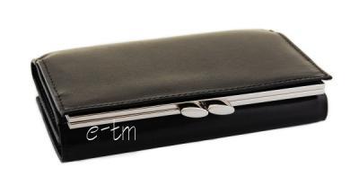 0b4f9729cba46 WŁOSKI portfel CAVALIERI skóra pudełko gratis - 3077358699 ...