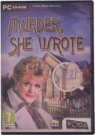 MURDER, SHE WROTE | PC DVD BOX | ENG