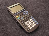 Kalkulator TEXAS INSTRUMENTS TI-83 plus
