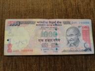 692.INDIE 1000 RUPII