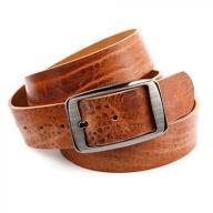 Anthoni Crown Men's 3J230 Belt, Braun (Cognac 030)