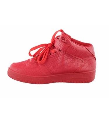 czerwone buty damskie allegro