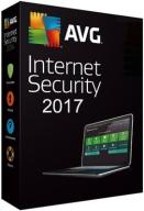 AVG Internet Security 2017 1PC 1ROK FV 23% 24/7