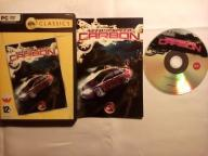 NFS Need for Speed CARBON PL