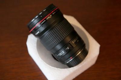 Obiektyw Canon EF 135 mm f/2 L USM + filtr HOYA