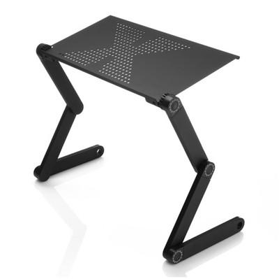 Regulowany Stolik Pod Laptopa Czarny 6800649141 Oficjalne