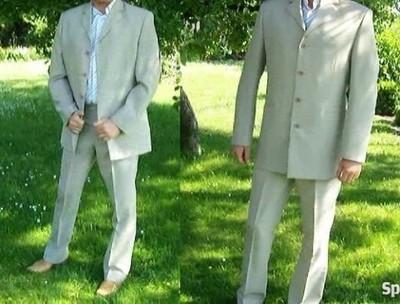 GARNITUR Sunset Suits 188/104/90 + drugie spodnie