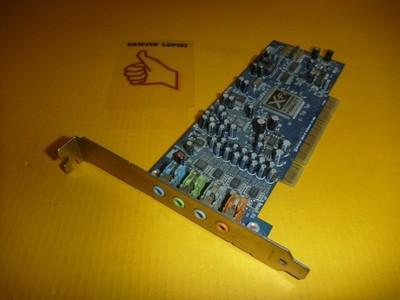 7+1 X-FI EXTREME SOUND BLASTER SB0790 ALLE!