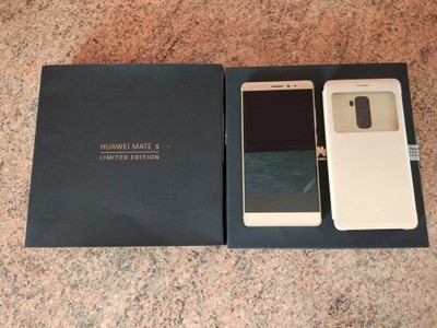 Huawei Mate S Limited Edition 128gb Gwar Idealny 6731296387 Oficjalne Archiwum Allegro