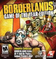 Borderlands Game Of The Year PS3 DZIŚ GRASZ PROMO