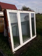 Okno 3-skrzydłowe 2300 x 1870! OKAZJA!!!